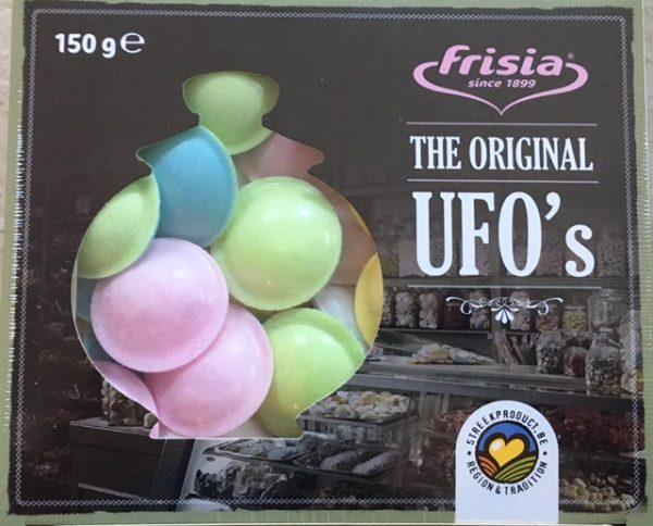 UFO's (flying saucers)