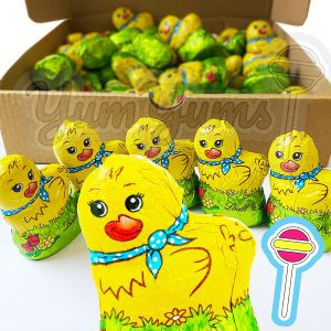 40 x 10g Lindt Easter Chicks | Gift Box